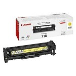 Toner Canon CRG 718,LBP7200 original yellow