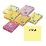 Papir ILK IQ Trend A3 80g pk500 Mondi ZG34 limun žuti!!