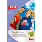 Preslikač APLI za šarene majice 5L 10247