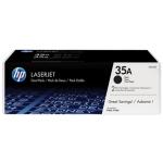 HP CB435AD Black Dual Pack