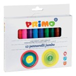 Flomaster školski 12boja karton Primo Jumbo CMP 603JUMBO12