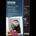 PAPIR EPSON S042154 GLOSS 13X18 CM 255G 30L