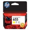 HP CZ112AE No.655 - YELLOW
